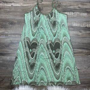 Patagonia Womens Small Green Dress